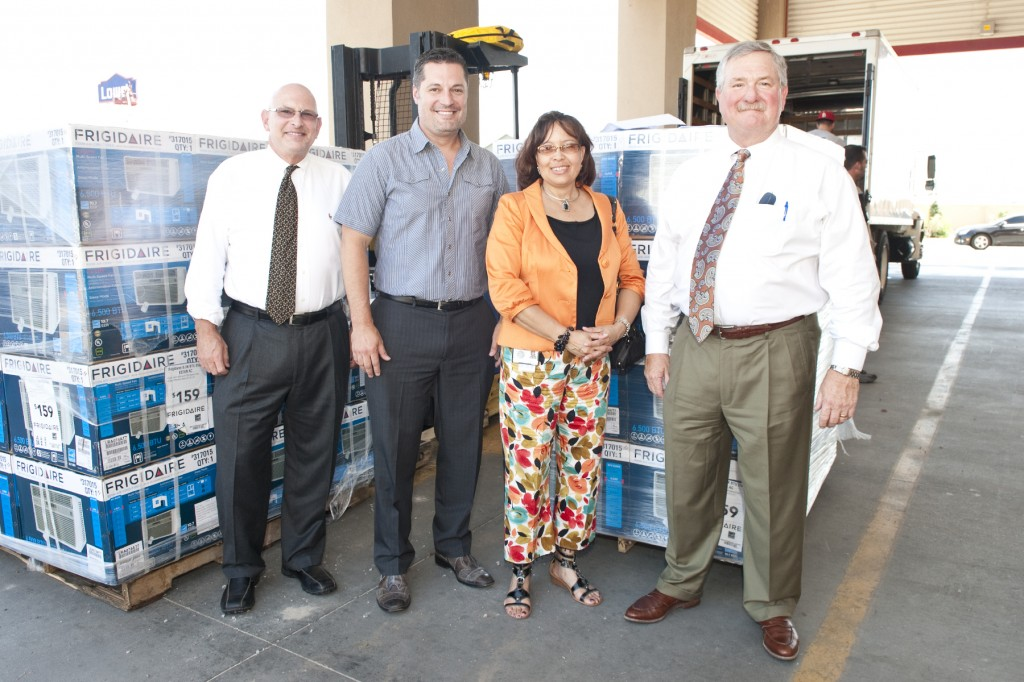 McIntyre Law's Air Conditioner Give-away