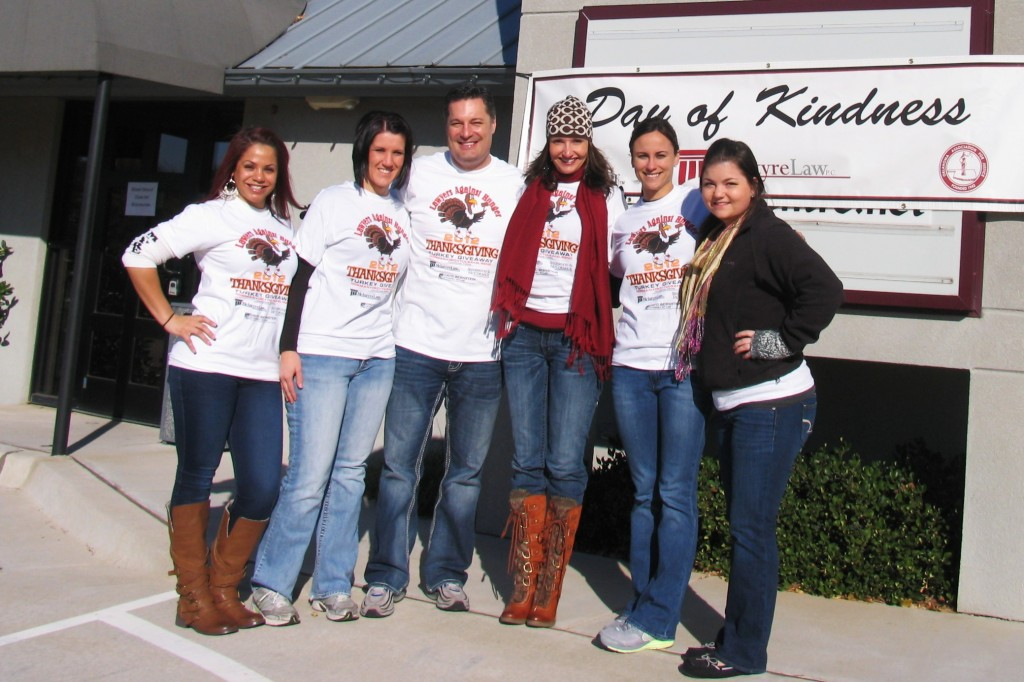 McIntyre Law's 3rd Annual Day of Kindness