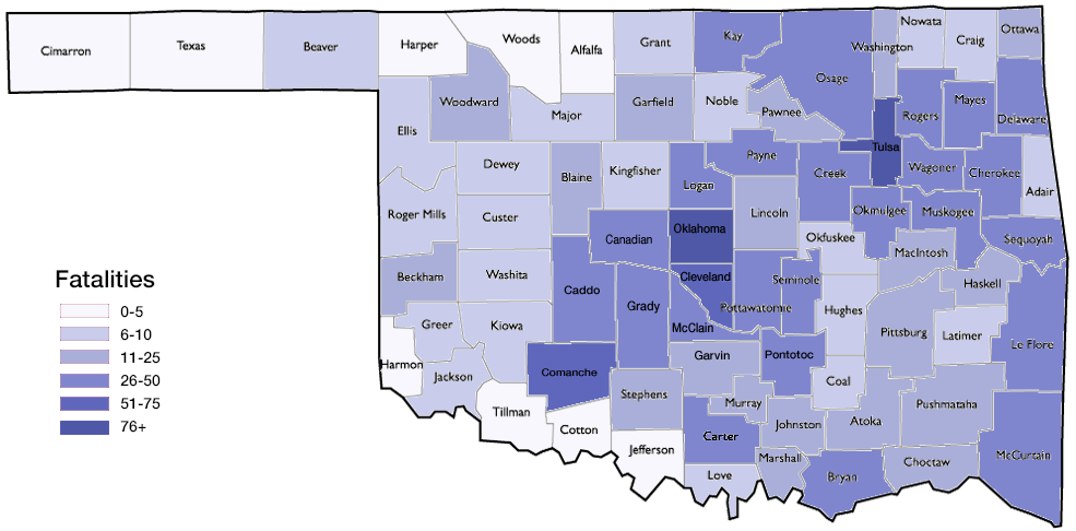 County-by-County Trends, 2006-2014