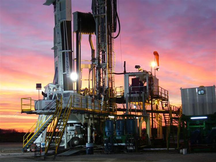 Oil Driller