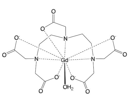 Gadolinium Gadopentetic Acid