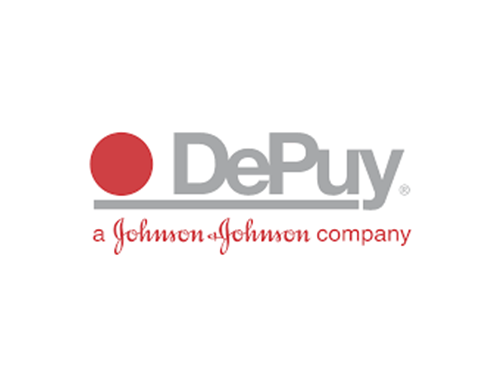 Depuy Hip Implant logo