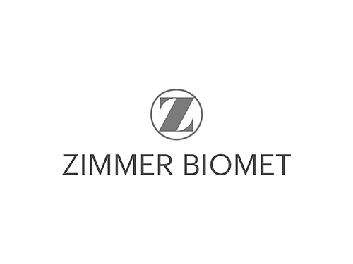 Zimmer-Biomet Hip Implant logo