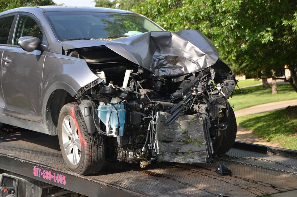 Cache, OK – Four Injured In Head-On Collision On Cache Road