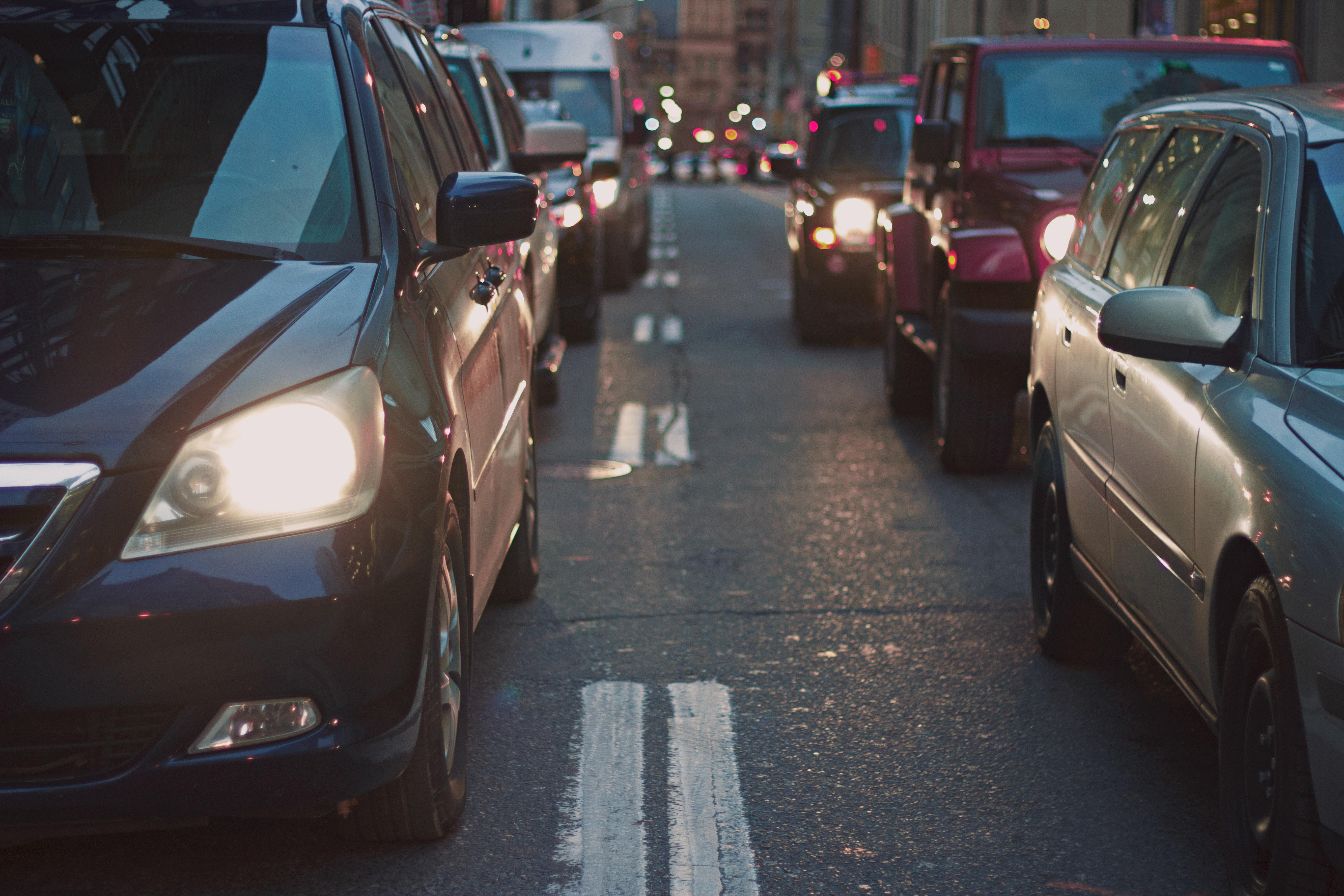 Oklahoma City, OK – Car Crash Along Pennsylvania Avenue Leaves at Least One Injured