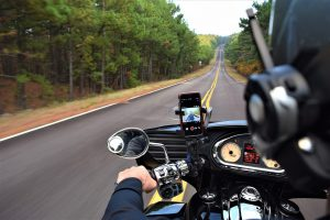 Grady County, OK – Two Injured In Motorcycle Crash On CR 1550