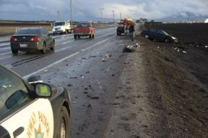 Marshall County, OK – Crash On Highway 32 Results In Injuries