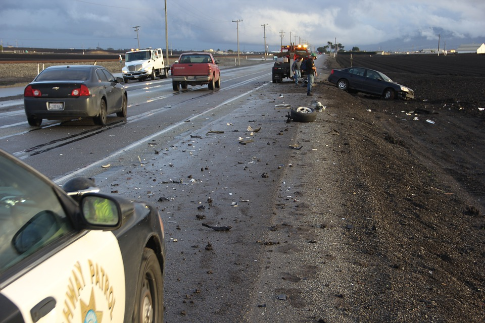Delaware County, OK – Two Hospitalized Following County Road 520 Crash