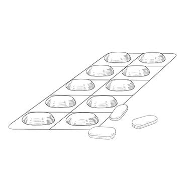 Valsartan pills