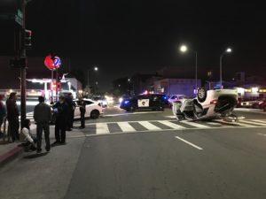 Oklahoma City, OK – Man Critically Injured In Crash On Northwest Expressway
