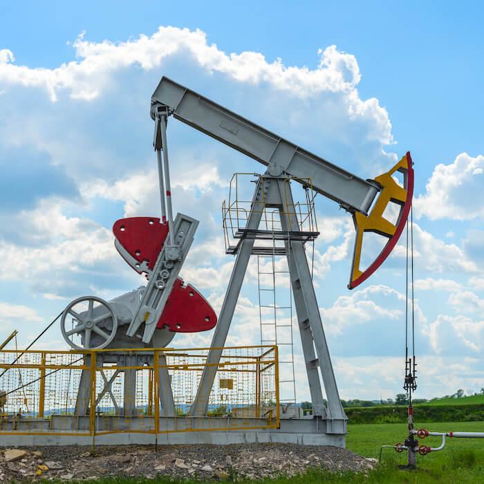 oil rig explosion in Oklahoma