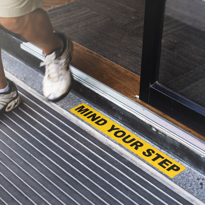 slip and fall claim in oklahoma