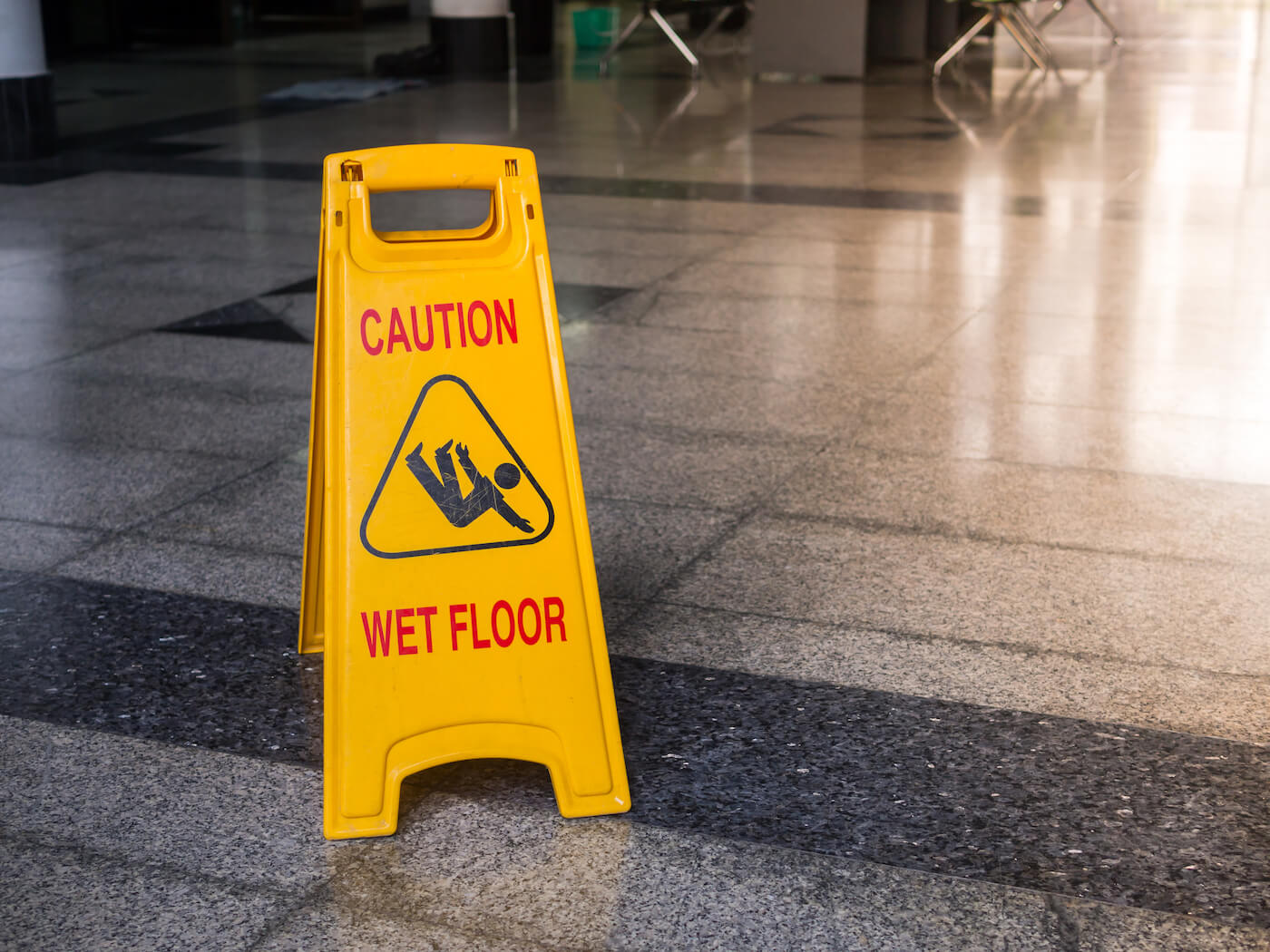 slip and fall lawyer in Oklahoma
